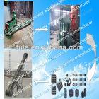 03 FL-140 Honeycomb coal briquette molding machine 0086 13283896072