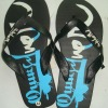 Men's sandal's 2011 summer rubber slippers