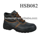 over ankle durable and wholesale industrial safety boots with steel toe