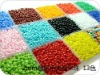 2mm Glass beads Plastic Box packing more than 10 colors
