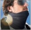 TCM man face wool/neck warm hat