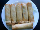 Vegetable Frozen Spring Roll