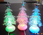 Flashing (Lighting) Christmas tree