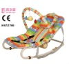 Colorfull Plush Baby Rocker Ride On Toy