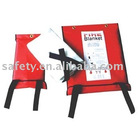 Safety fiber glass fire blacket
