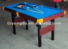 Snooker or Pool Table with Folding legs