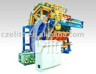 refrigerator revolving door foaming machine