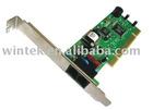 PCI 56K FAX MODEM Smartlink2800 ITU-T V.92/90 56,000bps INTERNAL