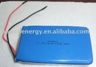 Lipo medical device battery pack12V 5Ah