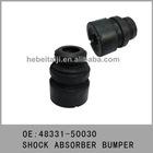 toyota lexus rubber mounting 48331-50030