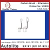 Carbon brushes for electrical motors-Autolite EX 91 (EX 91-92L)
