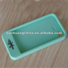 mobile phone housing case for iphone 4s, protective cover for iphone 4,silicon case for iphone 4, twist house freely