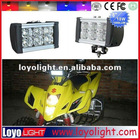 "6"" E series offroad bar light, roof bulldozer light"