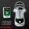 4AA battery 16 LED camping lantern