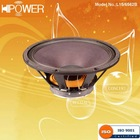 "15"" Loud speaker :woofer L15/6562B"