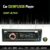 Detachable car CD/MP3 player with bluetooth/RDS
