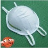 Industrial nonwoven mask