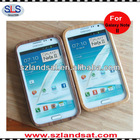 2013 Latest wooden case for galaxy note 2 n7100 BCS05