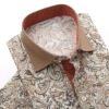latest design 100% cotton men's fashion hawaiian shirt
