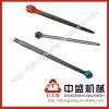 Hard Chrome cylinder rod,chrome bar,piston rod,40 Cr steel rod