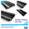 high quality EPDM rubber gasket for pipe