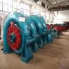 Francis turbine generator