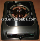 Portable electric gas cooker