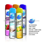 Go Touch Aerosol Air Freshener--Many different fragrance : lemon, rose, jasmine, strawberry ,apply, lavender, sandalwood...