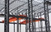 Steel structure for warehouse