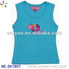 bule kids sleeveless vests