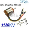1120KV Brushless Motor with mount For RC Quadcopter Hexicopter Multicopter