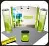 10ft Concave Pop Up Booth Display