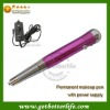 Permanent Makeup Machine/Pen for Eyebrow Lip Make Up Hot pink