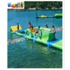 Gaint inflatable playground water park float water toy product for lake (wat-582)