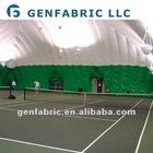 Big temporary sports tent