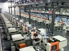 Auxiliary equipment for plastic injection moulding machine