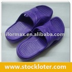 101110 Stock EVA Beach Slipper