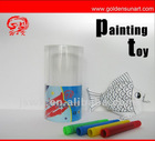Color your own toy