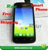 "Hot model!!!!! MTK6577 Android 4.0 001s Dual Core 1.2GHz 8MP 4.3""QHD screen free shipping mobile phone"