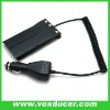Two way radio/interphone accessories /walkie talkie battery eliminator for Kenwood TK385
