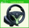 Firebolt gaming racing wheel for XBOX360/pc
