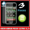 3 pcs Screen Protector For Apple iPhone 3G Ultra Clear