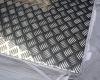 Tread plate floor