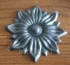 Home & Garden Decorative Cast Steel Flower Component