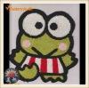 embroidery school badge
