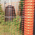traffic safety mesh orange