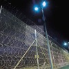 Galvanized Chain Link Type Fence for prison