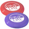 plastic and pvc frisbee