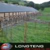 Galvanized Steel wire cattle fence