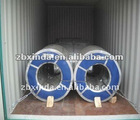 Cold Rolled Color Steel Coils